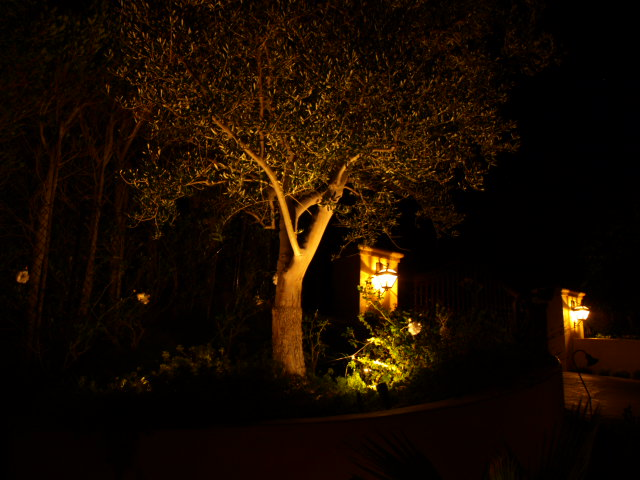 exterior lighting agoura california